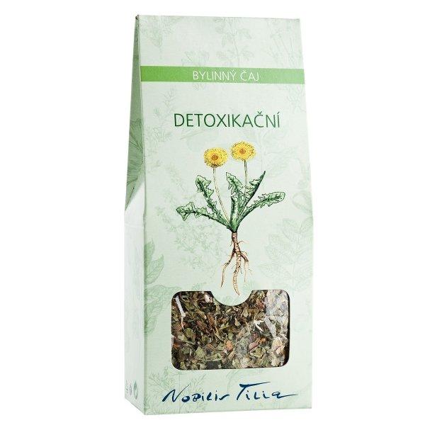 detoxikačný čaj