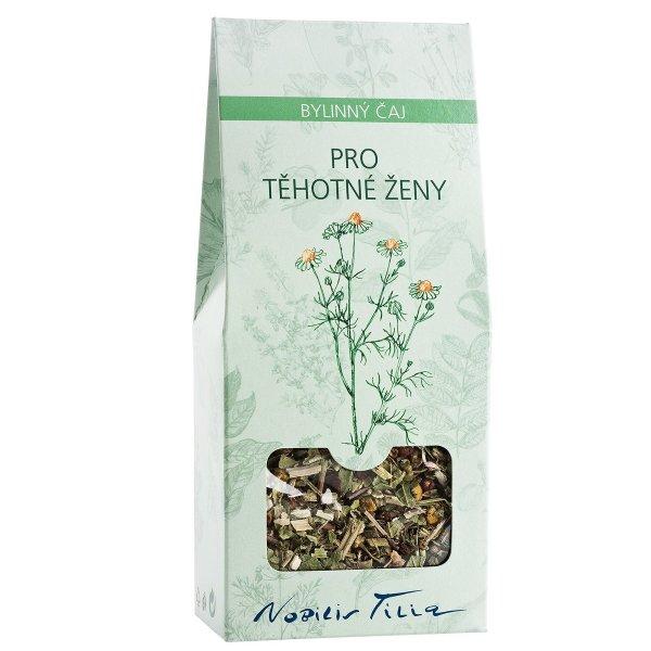 tehotenský čaj